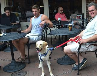 Dog Friendly Restaurants with Yappy Hour