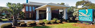 Pet Friendly Jekyll Island Quality Inn & Suites