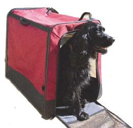 Pet Friendly Snoozer Pet Travel Crate