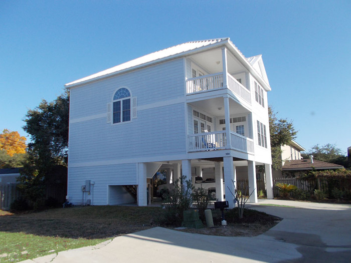 Pet Riendly Vacation Beach Homes North Myrtle
